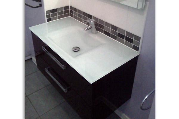 As plomberie cr ation et r novation de salle de bains for Plomberie de salle de bain